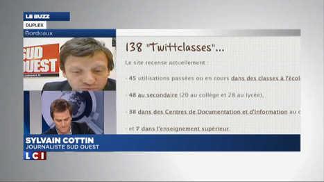 LCI est à vous le Mag - Le Buzz (2/2) du 3 février 2012: l'avenir est au numérique | la pédagogie et les réseaux sociaux | Scoop.it