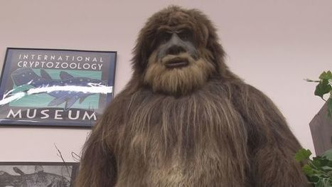 Maine Mysteries: A look at Cryptozoology in Maine | Cryptic Content: Cryptozoology | Scoop.it