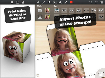 Storytelling Fun With Foldify for iPad | iPad learning | Scoop.it