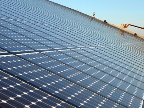 Les panneaux solaires auront compensé leur empreinte carbone en 2018   Responsabilité globale et performance durable des entreprises   Scoop.it