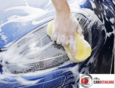 5 Things to Follow for Effective Hand Car Wash | Calgary Car Detailing – Home of Premium Auto Detailing Services | Scoop.it