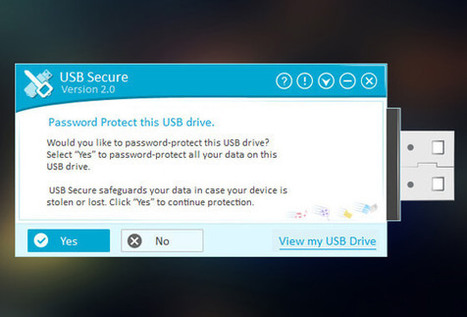 Protect Your Portable Drives with USB Secure | How to Lock a Folder | Scoop.it