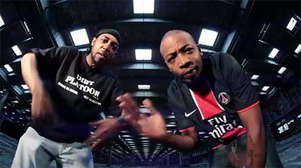 Dirt Platoon - Better - quand le Hip Hop US signe au PSG | Rap , RNB , culture urbaine et buzz | Scoop.it