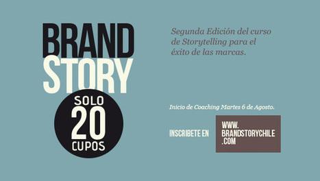 Brandstory 2: Storytelling para el éxito de los negocios y marcas   dte¢nos   Scoop.it