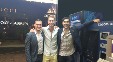 First Bitcoin ATM Launches on the Las Vegas Strip | PR Newswire | TECH BOOM | Scoop.it