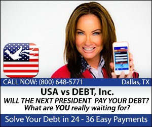 Is the next President going to pay YOUR DEBT? | Debt Settlement | Scoop.it