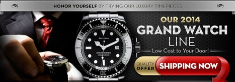 ShineLuxForever - Fine Watches | shineluxforever | Scoop.it
