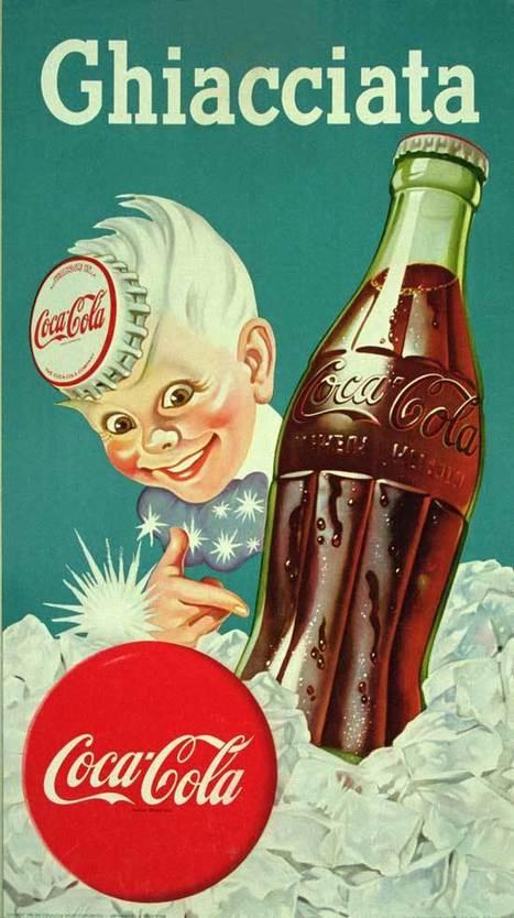 Fantastic Vintage Coca-Cola Ads | 1950's | Scoop.it