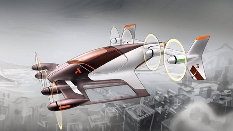 Airbus Is Working On An Autonomous Flying Taxi | Aviation & Airliners | Scoop.it