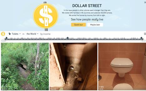 Dollar Street | Lorraine's Human Well Being | Scoop.it
