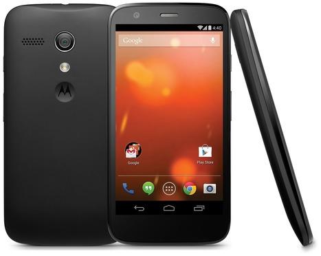 Moto G : une édition Google Play de ce smartphone d'entrée de gamme | ReScoop | Scoop.it
