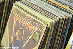 On the Record: Pittsburgh still loves vinyl - University of Pittsburgh The Pitt News | Records&Collecting | Scoop.it