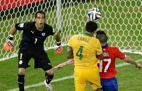 Australia verses Chile. | FIFA WORLD CUP | Scoop.it