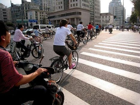 Forbes - Return of Bicycle Culture In China Adds To Billionaires' Wealth | La veille publique de Chronos | Scoop.it