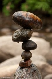Gravity Glue - Ephemeral Art Through Balanced Rocks | Random Acts of Kindness, Senseless Acts of Beauty | Scoop.it