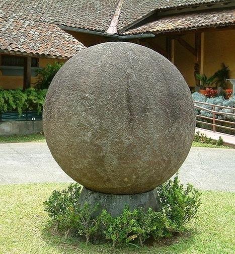 كنوز ثقافية: إلقاء الضوء على لغز الصخور الدائرية العملاقة بكوستاريكا | konozthakafia | Scoop.it
