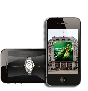 Mobile Augmented Reality Advertising   blippar.com   augmented reality examples   Scoop.it