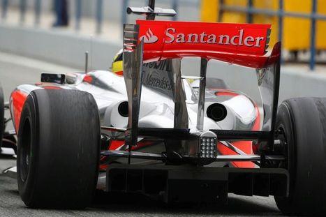 El Banco Santander renueva su patrocinio con McLaren | F1 Vita | Sport Marketing | Scoop.it