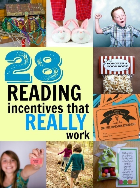 WeAreTeachers: 28 Reading Incentives That Really Work | Each One Teach One, Each One Reach One | Scoop.it