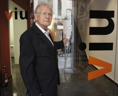 Henri Bouché sucede como rector de la VIU a Badenas tras su cese | Educación a Distancia (EaD) | Scoop.it