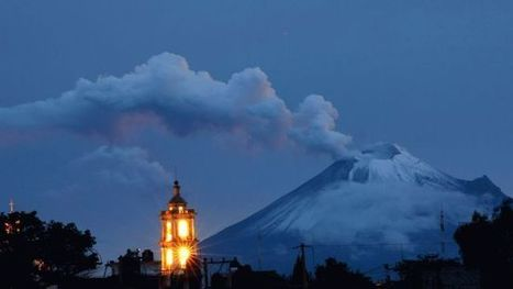 Mexico Volcano Registers More Seismic Activity | Weather Underground | Buildings and Seismic Retrofit | Scoop.it