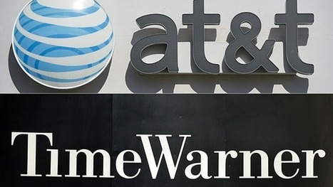 AT&T to Buy Media Giant Time Warner | Home Telephone Service | Scoop.it