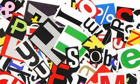 La typographie en imprimerie | Médias sociaux & communication | Scoop.it