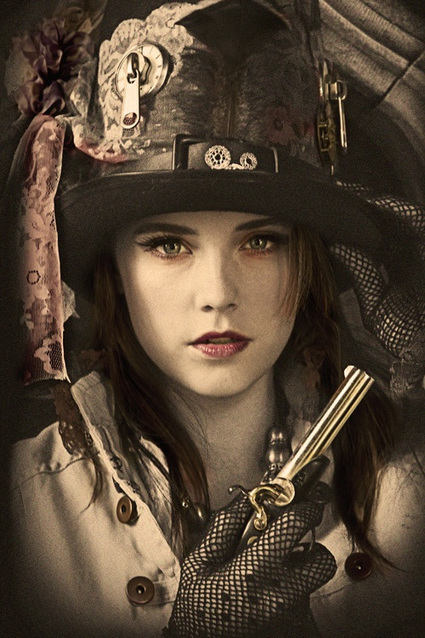 La mode tendance steampunk | Yumington Magazine | Scoop.it