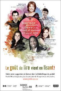 23 avril - Journée mondiale du Livre et du Droit d'auteur | LibraryLinks LiensBiblio | Scoop.it