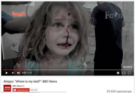 How Western Media Teleported a Child 'Victim' from Homs to Aleppo (PHOTOS, VIDEO) | Saif al Islam | Scoop.it