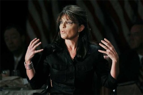 Sarah Palin on Election Day: 'Tuesday is our chance to turn things around' | News You Can Use - NO PINKSLIME | Scoop.it