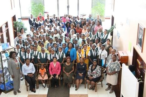 CARICOM Secretariat partners with Guyana for Girls in ICT Day | Women & Girls in ICT | Scoop.it