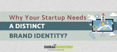 [Infographics] - Why Your Startup Needs a Distinct Brand Identity? - | Social Media Management Tool | Scoop.it