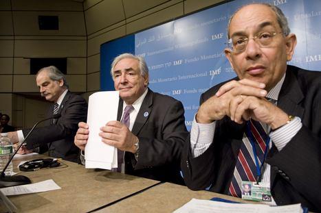 Grèce : le rapport très embarrassant qui met en cause le FMI   La sélection de BABinfo   Scoop.it