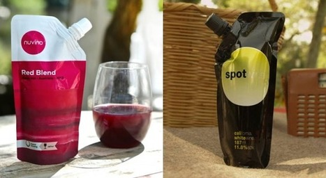 Fine wine goes casual with single-serve pouches | Grande Passione | Scoop.it