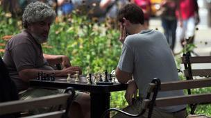 One day in - New York City's chess scene   Chess on the net   Scoop.it