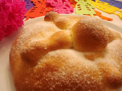 Pan de muerto: historia de azúcar ysangre | Cocina internacional en la miscelánea | Scoop.it