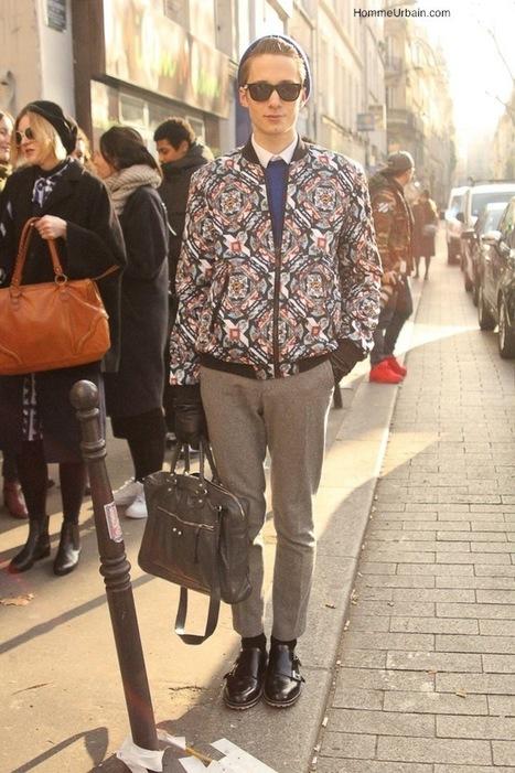 Looks de l'hiver 2015-2016 | Le blog mode de l'homme urbain | Scoop.it