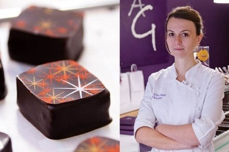 Aline Géhant, Chocolatier - Savourez la Provence | Chocolat et gourmandise | Scoop.it