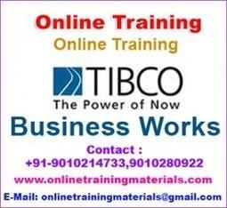 TIBCO BW online training institute in Ameerpet, TIBCO BW Online Training Institute from Hyderabad India.   Online Training Materials   Online Training   Scoop.it