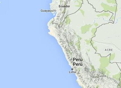 La côte nord du Pérou   au quotidien   Scoop.it