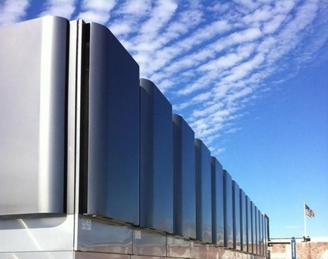 Another California data center turns to fuel cells | Espaços expandidos | Scoop.it