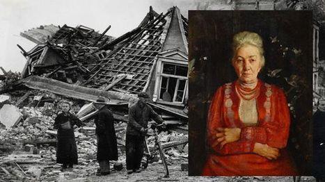 Oorlogsdagboeken - Virginie Loveling | Wereldoorlog 1 | Scoop.it