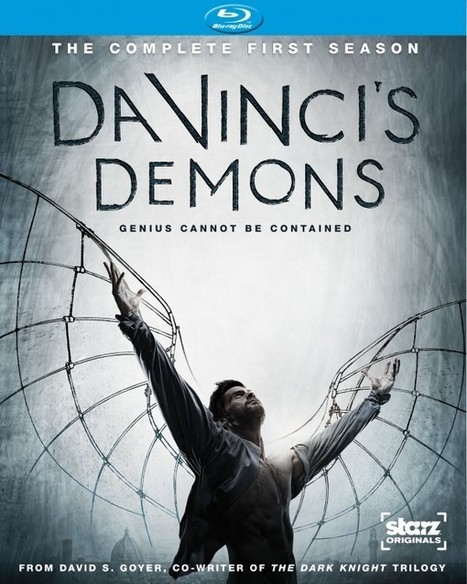 Deleted 'Da Vinci's Demons' Scene Shows Tom Riley's Dad Getting Some Rear ... - Best Movies Ever Entertainment News | Da vinci Demons Leather Costume | Scoop.it