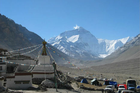 Everest Tour,Mount Everest Base Camp Tour in Tibet - Trips from Lhasa to Everest Base Camp   Travelling in Tibet   Scoop.it
