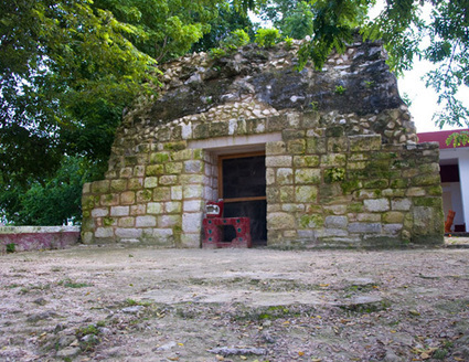 El Cedral, el edificio maya mas antiguo de Cozumel | La antigua civilización Maya | Scoop.it