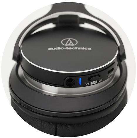 Audio-technica ATH-MSR7NC : la version antibruit d'un best-seller parmi les casques urbains et nomades | ON-TopAudio | Scoop.it