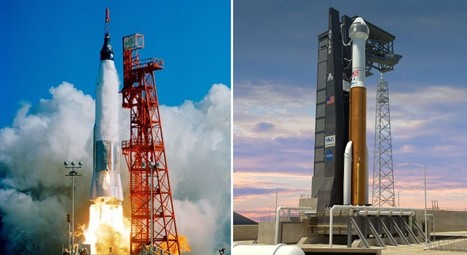 Bridging the past and future on the shoulders of the Atlas rocket | Spaceflight Now | iScience Teacher | Scoop.it