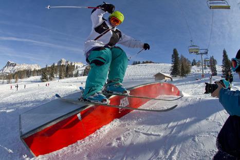 Alta Badia snowpark in Italy   Heaven of freestyle   advisortravelguide.com   Best Travel Guide   Scoop.it