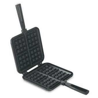 NW Stove top Belgium Waffle Iron Cast Iron Cookware | homeschooling | Scoop.it